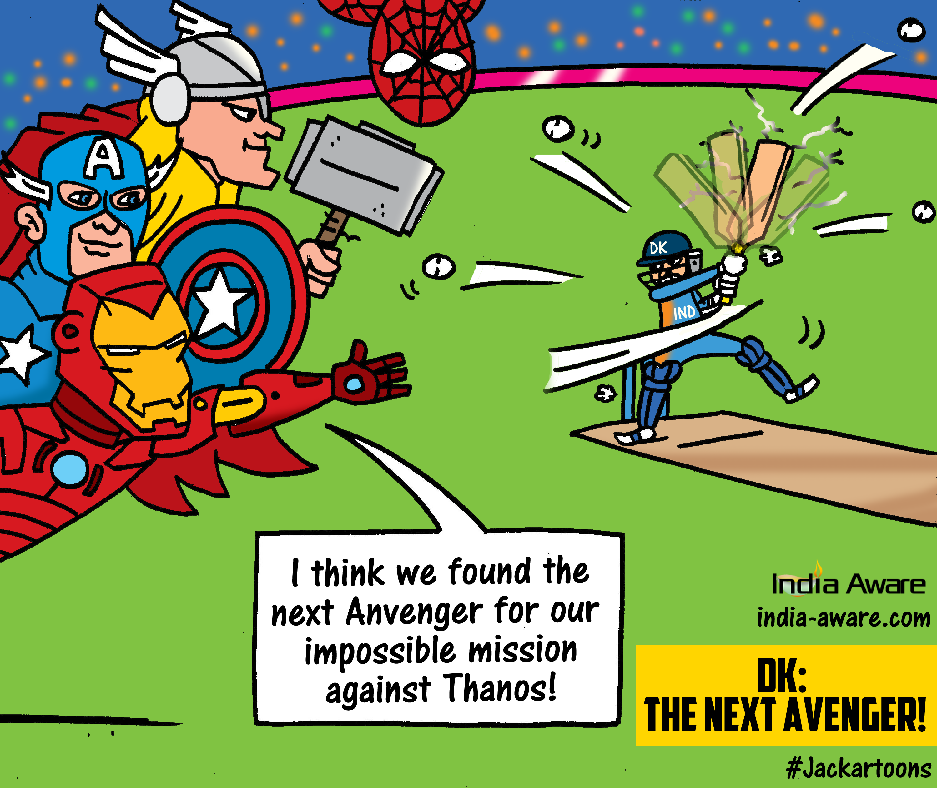Dinesh Karthik: The next Avenger