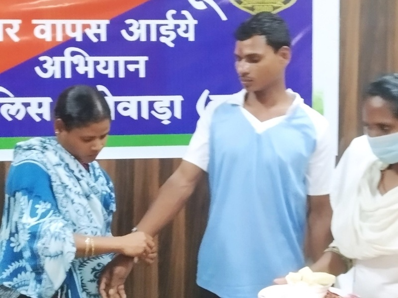 A Raksha Bandhan Miracle Naxalite Surrenders In Chattisgarh As A Gift To His Sister For Rakhi Latest And Trending News Headlines Live Updates